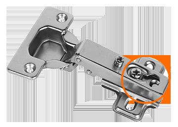 Петли мебельные системы key-hole